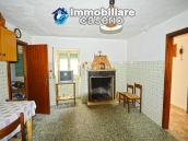 The property includes two houses for sale in Italy, Region Abruzzo - Village Guilmi 7