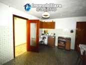 The property includes two houses for sale in Italy, Region Abruzzo - Village Guilmi 9