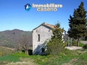 Country house with two hectares of land for sale in Palmoli, Region Abruzzo, Italy 1