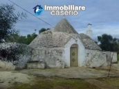Trullo for sale at only few kilometres from the sea 1