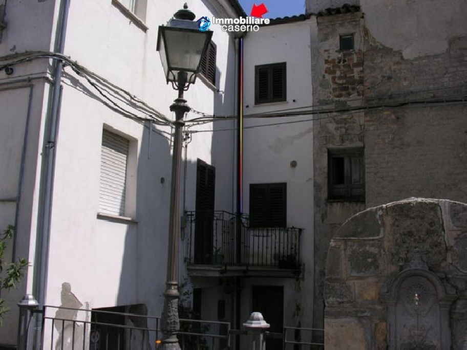 Beautiful house in the historical centre of Gissi, Abruzzo