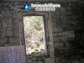 Two stone ruins with land for sale in Guilmi, Abruzzo, Italy 11