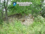Two stone ruins with land for sale in Guilmi, Abruzzo, Italy 16