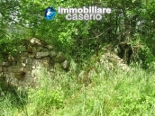 Two stone ruins with land for sale in Guilmi, Abruzzo, Italy 18