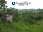 Two stone ruins with land for sale in Guilmi, Abruzzo, Italy 4