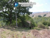 Two stone ruins with land for sale in Guilmi, Abruzzo, Italy 7