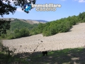 Two stone ruins with land for sale in Guilmi, Abruzzo, Italy 9
