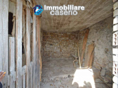 House with garden and cellars for sale in the Abruzzo region, precisely in Tufillo 13