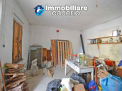 House with garden and cellars for sale in the Abruzzo region, precisely in Tufillo 14