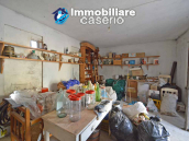 House with garden and cellars for sale in the Abruzzo region, precisely in Tufillo 15