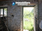 Stone house on two levels for sale in Fraine 11