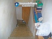 Stone town house with mountain views for sale in Fraine, Abruzzo, Italy 10