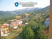 Stone town house with mountain views for sale in Fraine, Abruzzo, Italy 15