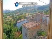 Stone town house with mountain views for sale in Fraine, Abruzzo, Italy 16