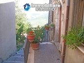 Stone town house with mountain views for sale in Fraine, Abruzzo, Italy 2