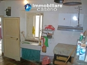 Stone town house with mountain views for sale in Fraine, Abruzzo, Italy 3