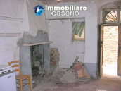 Stone house to be restored, reduced price, for sale in Castelbottaccio, Molise, Italy 3