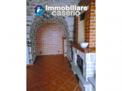 Stone town house for sale in Castelbottaccio, Molise 11