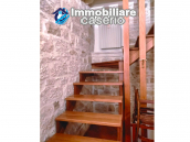 Stone town house for sale in Castelbottaccio, Molise 12
