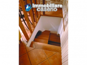 Town house on three levels in Castelbottaccio, Molise 13