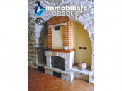 Town house on three levels in Castelbottaccio, Molise 8
