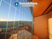 Renovated house with wooden veranda for sale in Italy, Molise 14