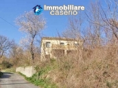 Cottage for sale to be restored, low price, in Palmoli, Abruzzo  2