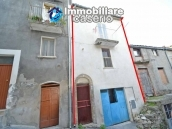 Habitable town house with garage for sale in San Buono, Abruzzo, Italy 1