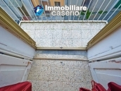 Habitable town house with garage for sale in San Buono, Abruzzo, Italy 14