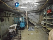 Habitable town house with garage for sale in San Buono, Abruzzo, Italy 16