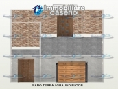 Habitable town house with garage for sale in San Buono, Abruzzo, Italy 19