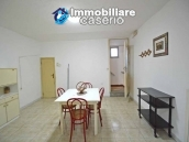 Habitable town house with garage for sale in San Buono, Abruzzo, Italy 2