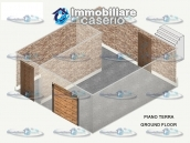 Habitable town house with garage for sale in San Buono, Abruzzo, Italy 20