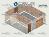 Habitable town house with garage for sale in San Buono, Abruzzo, Italy 22