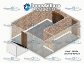 Habitable town house with garage for sale in San Buono, Abruzzo, Italy 24