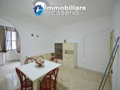 Habitable town house with garage for sale in San Buono, Abruzzo, Italy 3