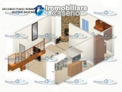 Habitable town house with garage for sale in San Buono, Abruzzo, Italy 30