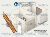Habitable town house with garage for sale in San Buono, Abruzzo, Italy 32