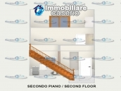 Habitable town house with garage for sale in San Buono, Abruzzo, Italy 33