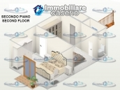 Habitable town house with garage for sale in San Buono, Abruzzo, Italy 36