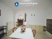 Habitable town house with garage for sale in San Buono, Abruzzo, Italy 4