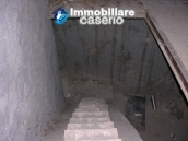 Stone town house to restore in Casalanguida 11