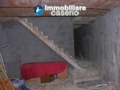 Stone town house to restore in Casalanguida 12
