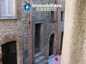 Stone town house to restore in Casalanguida 16