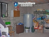 Portion of country house with land  in Schiavi d'Abruzzo 21