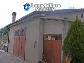 Portion of country house with land  in Schiavi d'Abruzzo 24