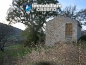 Stone house with an acre of land for sale in Palmoli, Abruzzo 2