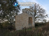 Stone house with an acre of land for sale in Palmoli, Abruzzo 3