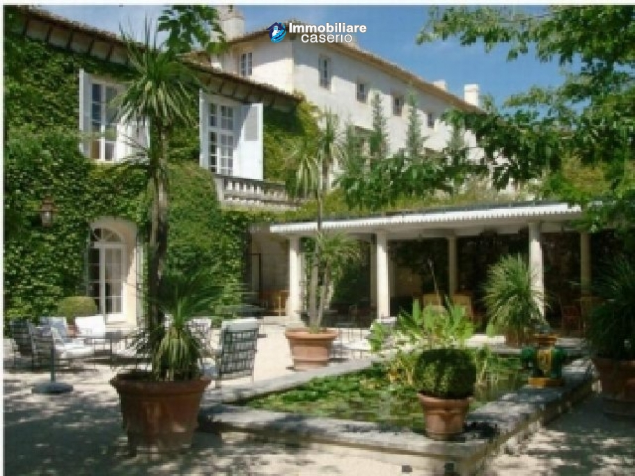 Castle for sale situated in South France