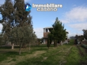 Newly built country house with land in Montenero 14